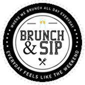 Brunch & Sip Logo